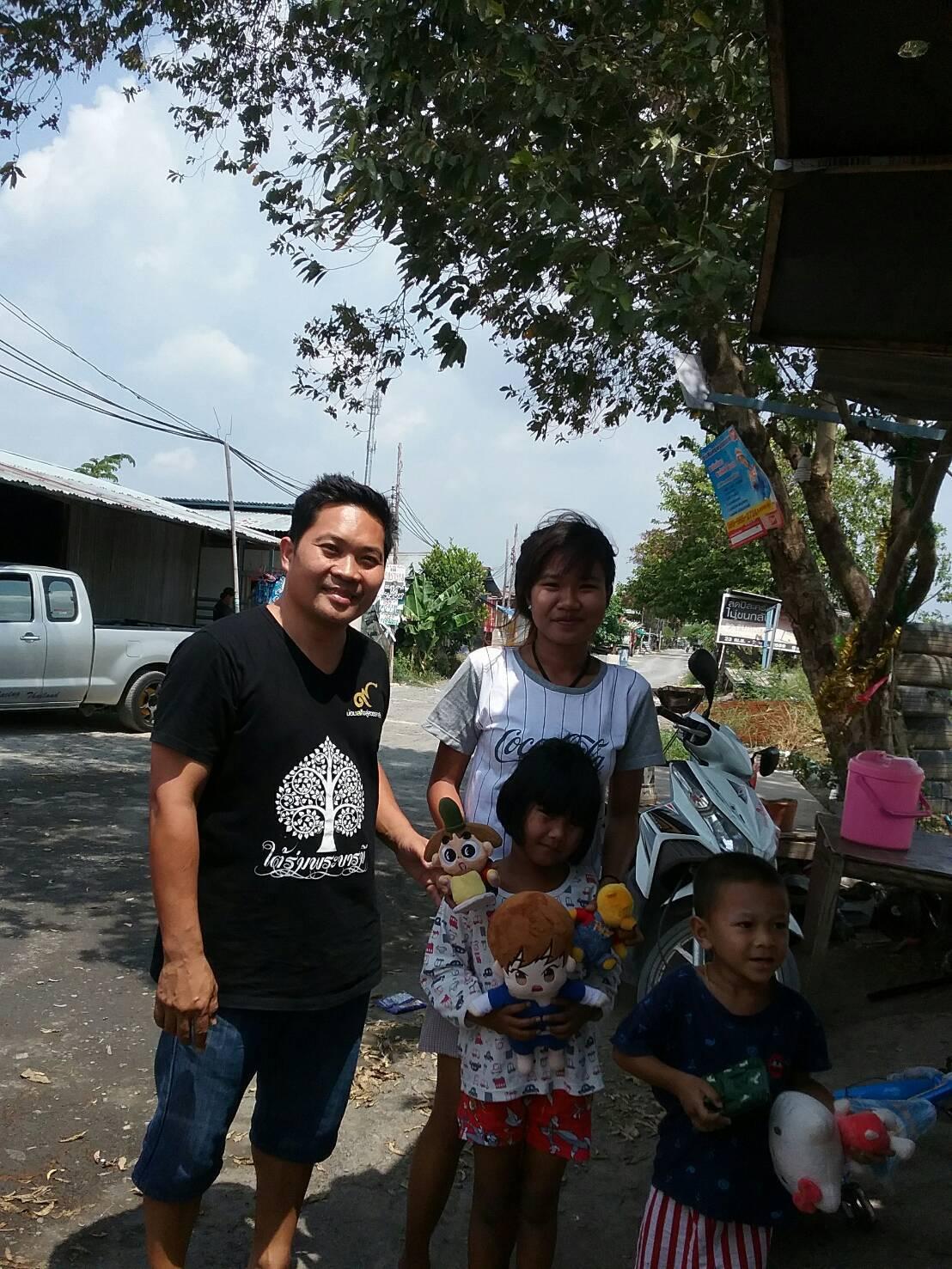 タイ バンコク郊外 サーイマイ地区 寄付事業(仮)のお知らせ_e0135675_16382455.jpg