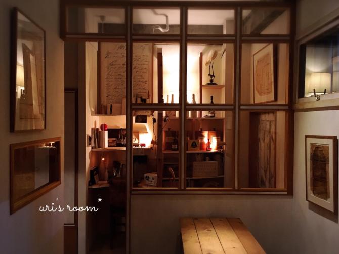 最近のわが家の悩み…そしてお気に入りカフェで大人の夜。_a0341288_18283618.jpg