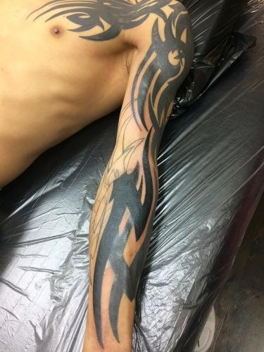 TATTOO、タトゥー、刺青、兵庫県、神戸市 _c0173293_17054680.jpg