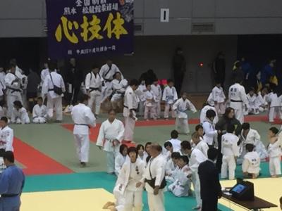 2017 馬場道場九州少年柔道錬成会 1日目_b0172494_11030500.jpg