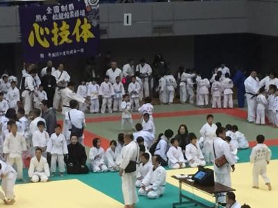 2017 馬場道場九州少年柔道錬成会 1日目_b0172494_20073373.jpg