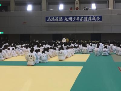 2017 馬場道場九州少年柔道錬成会 2日目_b0172494_22464943.jpg