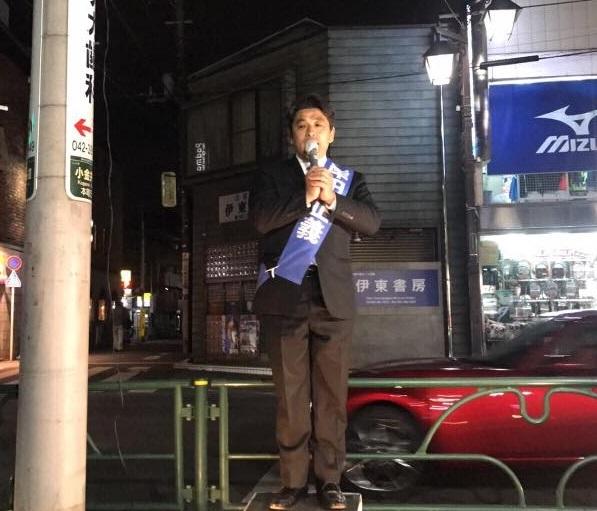 小金井市議選挙応援_c0092197_00053139.jpg
