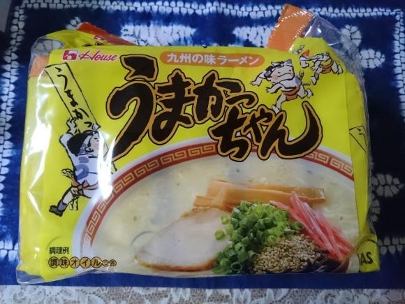 3/25 アサヒスーパードライ超刺激 + ハウス食品 うまかっちゃん_b0042308_00135396.jpg