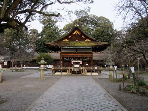 平野神社 桃さくら_e0048413_21075990.jpg