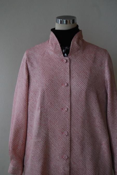 着物リメイク・絞りの着物からブラウスジャケット_d0127925_23430693.jpg