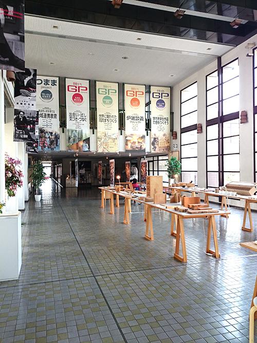 「小松研治先生退職記念展」へ行ってまりました。_f0171840_16455717.jpg