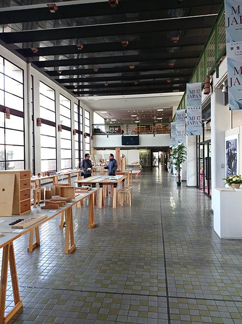 「小松研治先生退職記念展」へ行ってまりました。_f0171840_16522885.jpg
