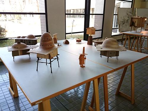 「小松研治先生退職記念展」へ行ってまりました。_f0171840_16532247.jpg