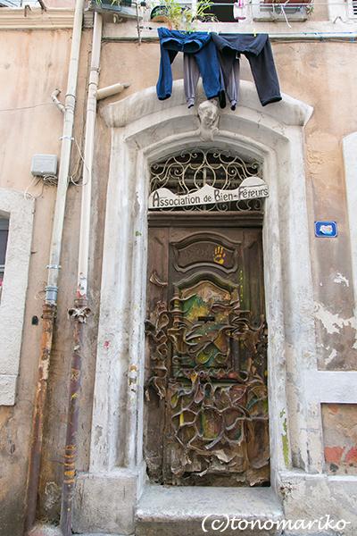マルセイユで見つけた素敵な街角アートたち_c0024345_03541015.jpg