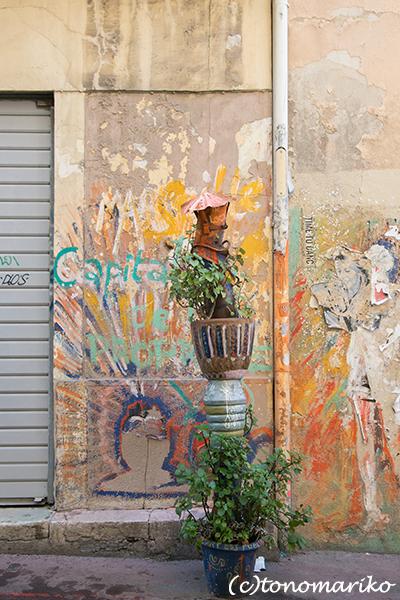 マルセイユで見つけた素敵な街角アートたち_c0024345_03541144.jpg
