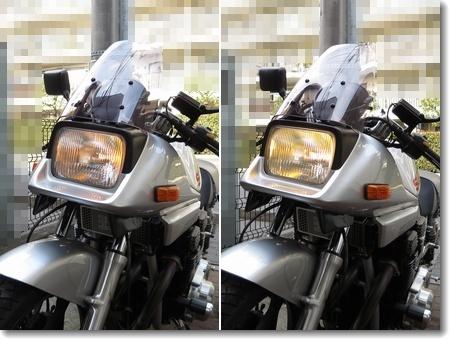 ヘッドライト配線の修正_c0147448_10392228.jpg