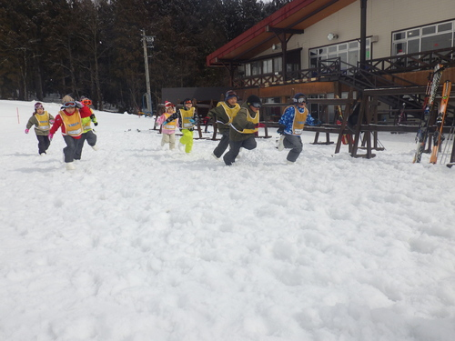 17 3春わんぱくスキーキャンプ 2日目 - 和歌山YMCA blog