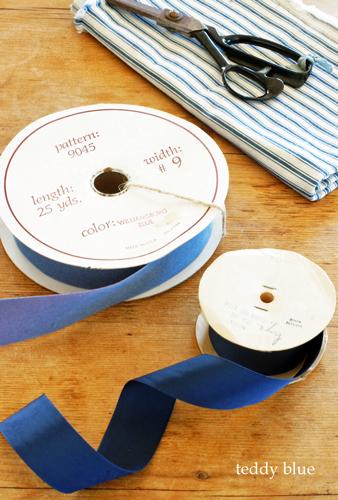 vintage blue ribbon  ヴィンテージ ブルーリボン_e0253364_20215431.jpg