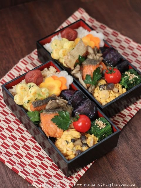 鮭と舞茸のエスカベッシュ ✿ チキンとひよこ豆のスパイシーカレー(๑¯﹃¯๑)♪_c0139375_1111468.jpg