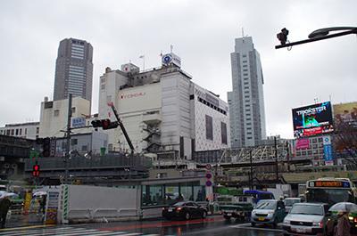 3月27日(月)今日の渋谷109前交差点_b0056983_11414607.jpg