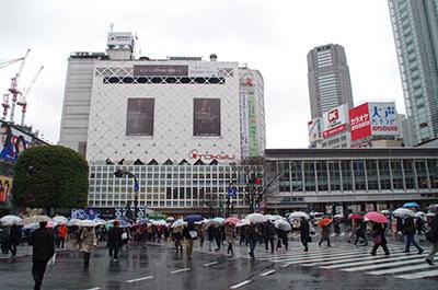 3月27日(月)今日の渋谷109前交差点_b0056983_11414613.jpg