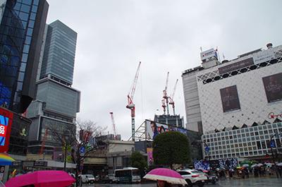 3月27日(月)今日の渋谷109前交差点_b0056983_11414644.jpg