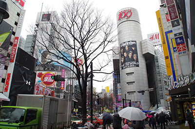 3月27日(月)今日の渋谷109前交差点_b0056983_11414663.jpg