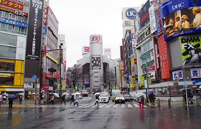 3月27日(月)今日の渋谷109前交差点_b0056983_11414732.jpg