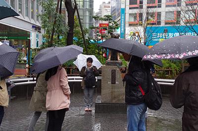 3月27日(月)今日の渋谷109前交差点_b0056983_11414739.jpg