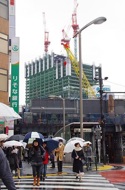 3月27日(月)今日の渋谷109前交差点_b0056983_11432670.jpg