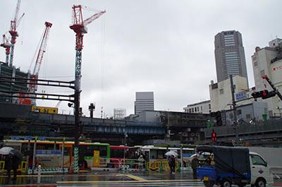 3月27日(月)今日の渋谷109前交差点_b0056983_11432773.jpg