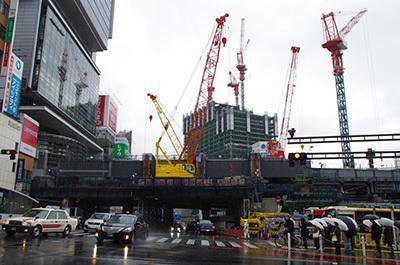 3月27日(月)今日の渋谷109前交差点_b0056983_11440017.jpg