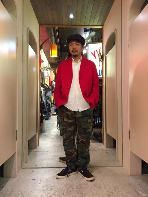 細身に!且つ、スタイリッシュに!!(大阪アメ村店)_c0078587_0462573.jpg