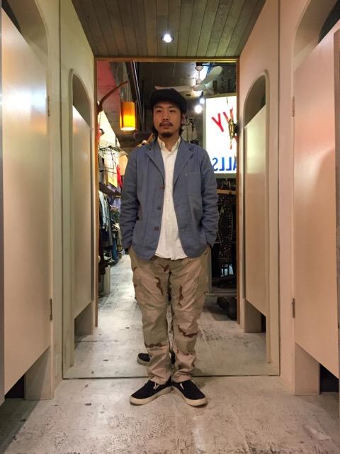 細身に!且つ、スタイリッシュに!!(大阪アメ村店)_c0078587_047953.jpg