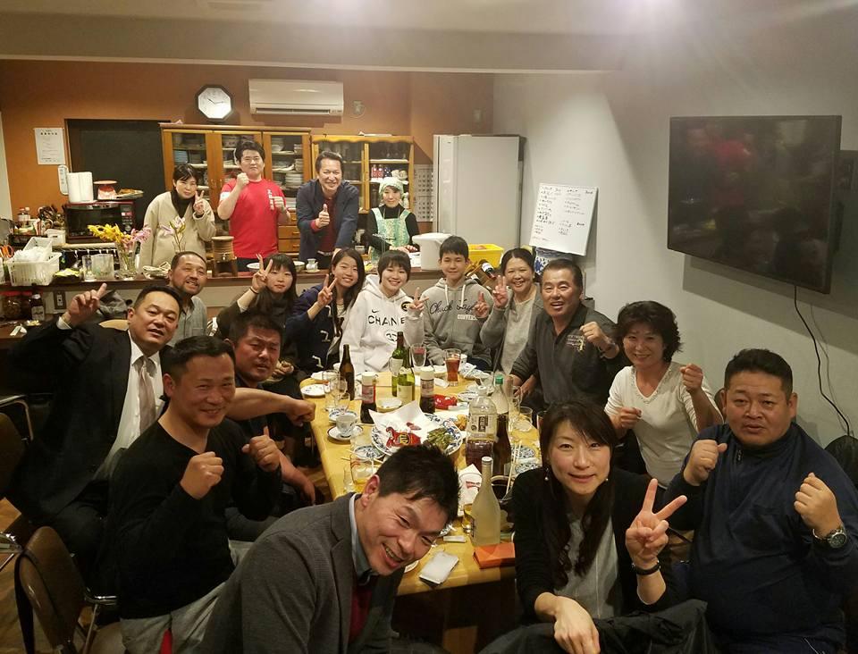 世界的シンセサイザー奏者で作曲家でもある西村直記さんのお店にお祝いに伺いました。_c0186691_1347433.jpg