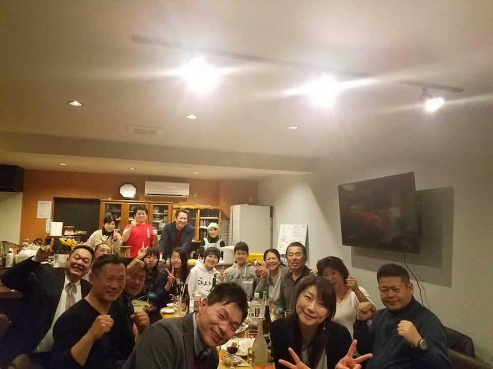 世界的シンセサイザー奏者で作曲家でもある西村直記さんのお店にお祝いに伺いました。_c0186691_1347475.jpg