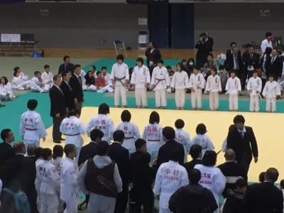 2017 馬場道場九州少年柔道錬成会 2日目_b0172494_11224919.jpg