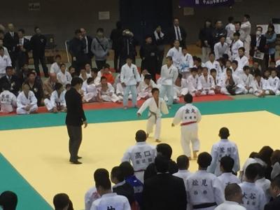 2017 馬場道場九州少年柔道錬成会 2日目_b0172494_11224993.jpg