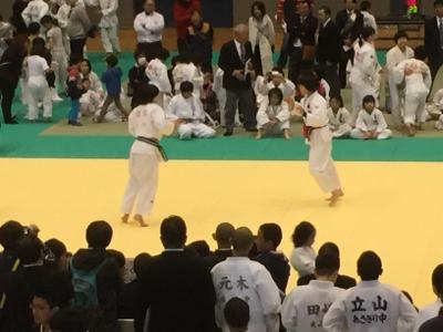 2017 馬場道場九州少年柔道錬成会 2日目_b0172494_11335960.jpg
