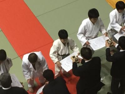 2017 馬場道場九州少年柔道錬成会 2日目_b0172494_11472248.jpg