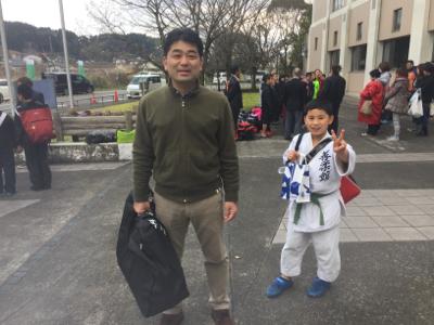 2017 馬場道場九州少年柔道錬成会 2日目_b0172494_11472324.jpg