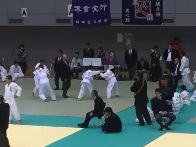 2017 馬場道場九州少年柔道錬成会 2日目_b0172494_19045419.jpg
