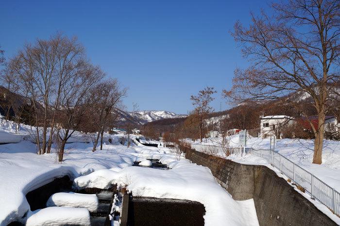 雪解け_d0162994_08345181.jpg