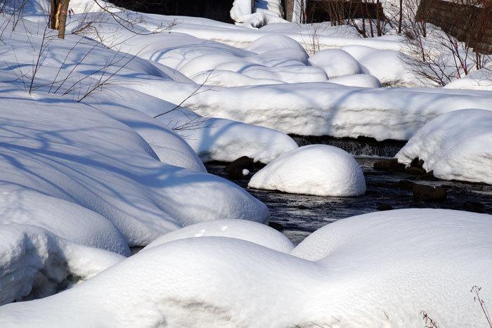 雪解け_d0162994_08353994.jpg