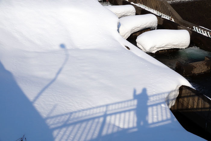 雪解け_d0162994_08360693.jpg