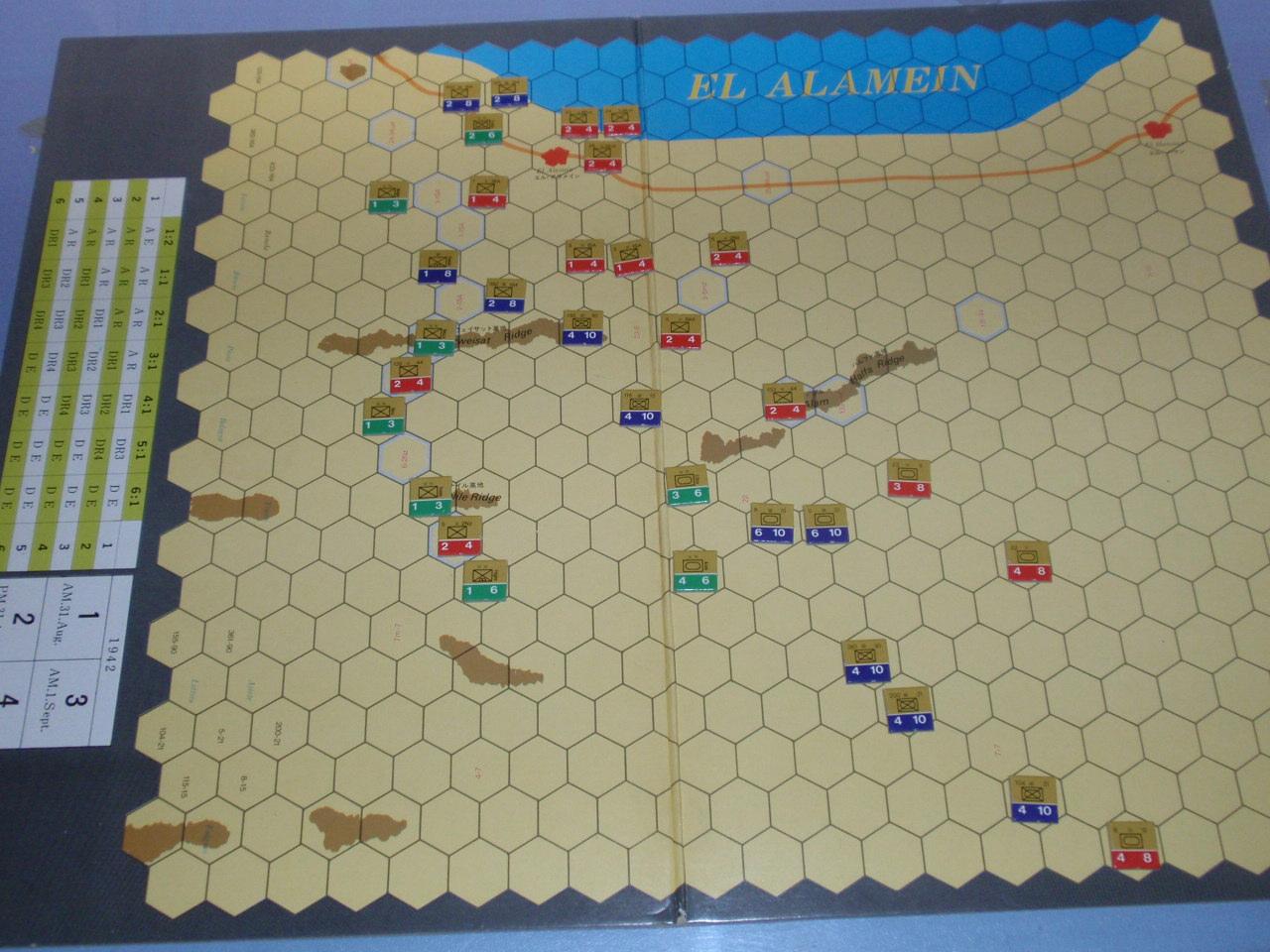 EP「ドイツ戦車軍団」をソロプレイ_b0162202_18152269.jpg
