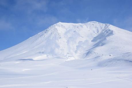 2017年2月5日サンピラーの舞う大雪山旭岳で滑る_c0242406_17463353.jpg