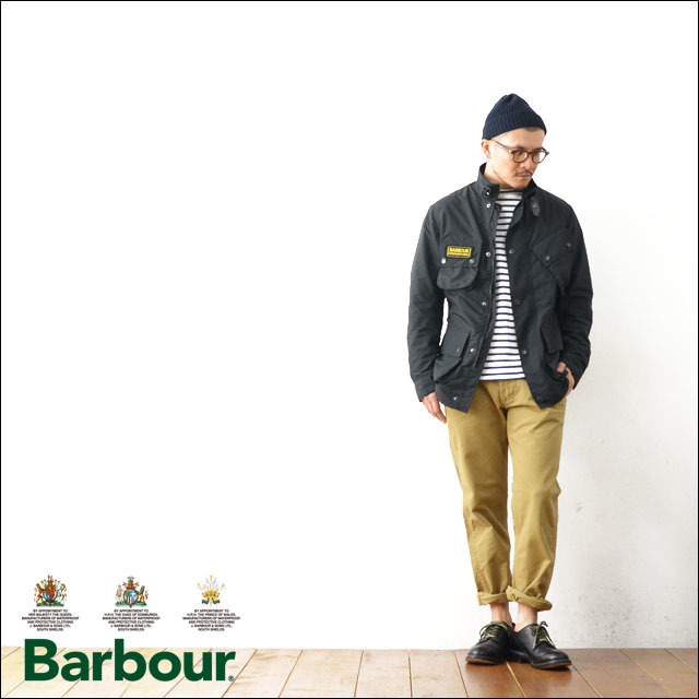 Barbour[バブアー] INTERNATIONAL SLIM JACKET [SMB0080] MEN\'S_f0051306_13530616.jpg