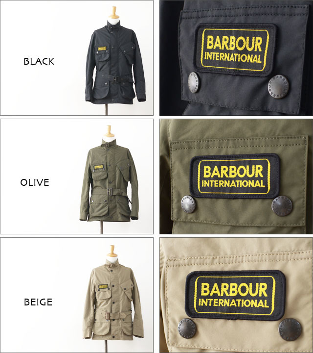 Barbour[バブアー] INTERNATIONAL SLIM JACKET [SMB0080] MEN\'S_f0051306_13530638.jpg