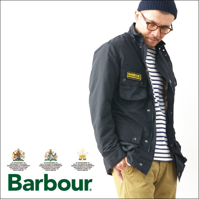 Barbour[バブアー] INTERNATIONAL SLIM JACKET [SMB0080] MEN\'S_f0051306_13530663.jpg