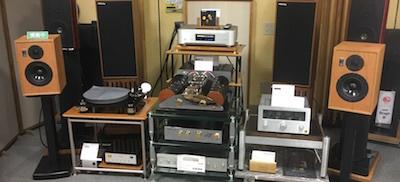 CHARTWELL LS6がオーディオユニオンアクセサリー館にてご試聴いただけます_c0329715_15322407.jpg
