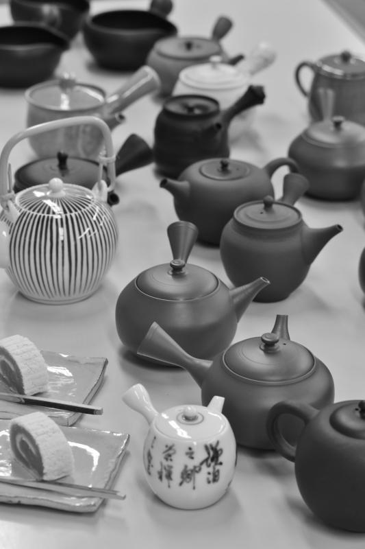 喜楽亭で楽しむ おいしい日本茶 3月_b0220318_19154814.jpg