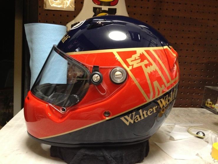 Walter Wolf Helmet_e0196826_10580764.jpg