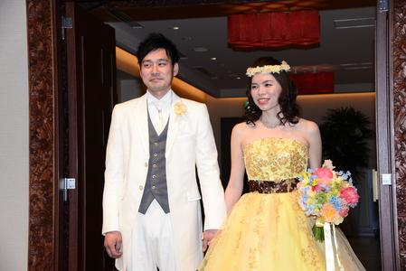 新郎新婦様からのメール アルカンシェルの花嫁様より 結婚式の思い出、それはブーケと感謝と幸せ_a0042928_23205423.jpg